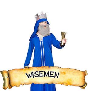 Wisemen Costumes