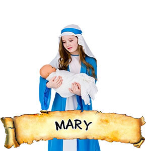 Joseph Costumes · Mary Costumes ...  sc 1 st  Elliotts Fancy Dress & School Nativity Plays - All the Characters Mary - Joseph - Wise Men ...