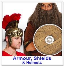 Armour, Shields & Helmets