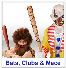 Baseball Bats, Clubs & Mace
