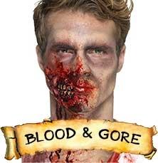 Halloween Blood & Gore