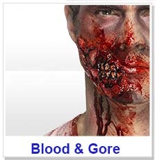 Halloween Blood & Gore