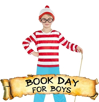 Book Day for Boys
