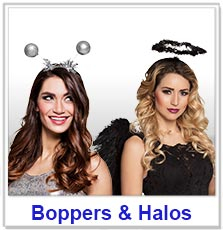 Boppers & Halos