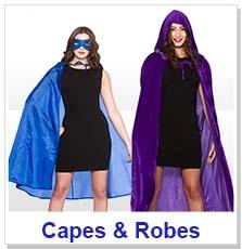 Capes, Robes & Tunics