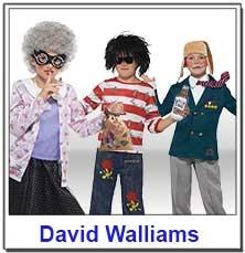 David Walliams Costumes