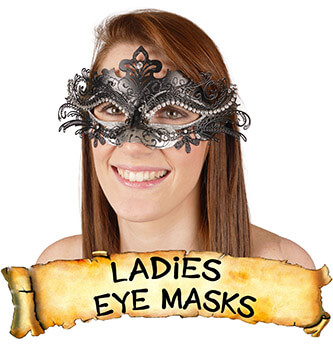 Female Eye Masks