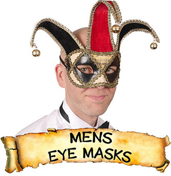 Male Eye Masks