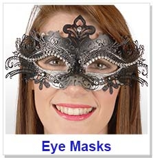 Eye Masks - Masquerade Ball