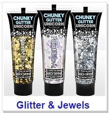 Glitter Gels & Jewels