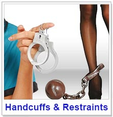 Handcuffs & Restraints