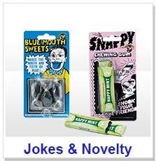 Jokes & Novelty