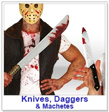 Machetes, Knives & Blades
