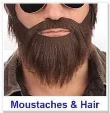 Moustaches & Body Hair