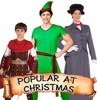 Popular at Christmas