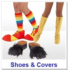Shoe Covers & Sandals