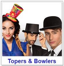 Top Hats & Bowler Hats