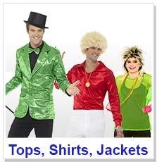 Tops, Shirts & Jackets