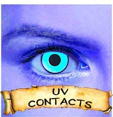 UV Contact Lenses