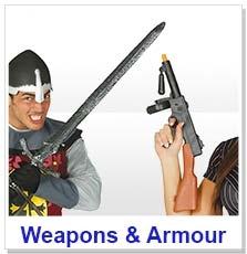 Weapons, Armour & Restraints