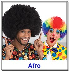 Afro Mens Wigs