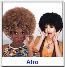 Afro Ladies Wigs