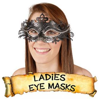 Female Eye Masks