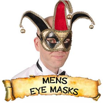 Male Eye Masks