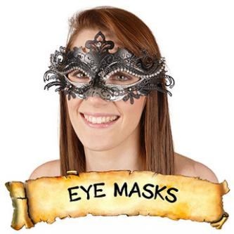 Eye Masks - Masquerade Ball
