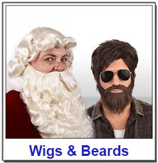 Wig And Beard Sets