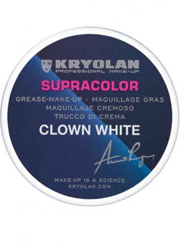 Kryolan Supracolor Clown White 80ml
