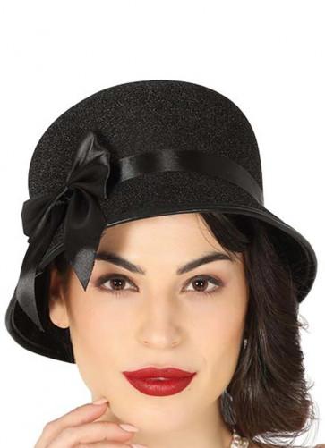 1920's Flapper Cloche Hat
