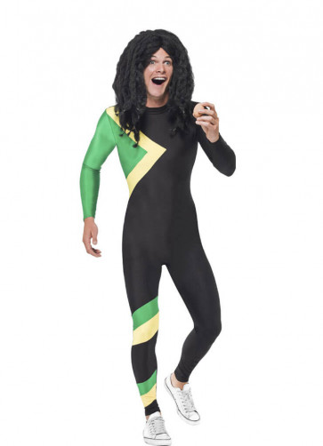 Jamaican Hero (Bobsleigh Team Cool Runnings) Costume