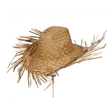 Beach Bum Hat (Straw)