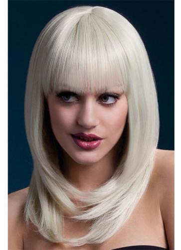 Deluxe Fever Blonde Tanja Wig