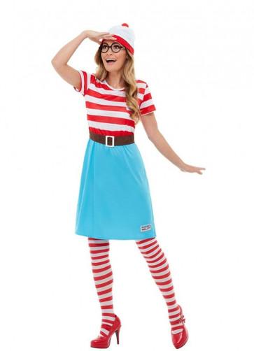 Where's Wally Wenda Dress