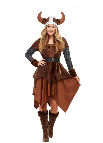 Viking Barbarian Queen