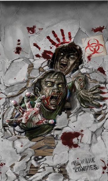 Zombie Room Roll