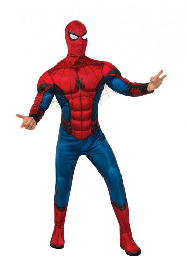 Spider-Man: Far From Home - Blue - Marvel - Mens Costume