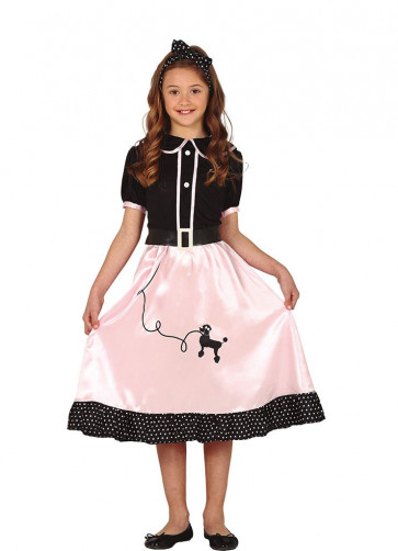 Pin Up 50s Costume
