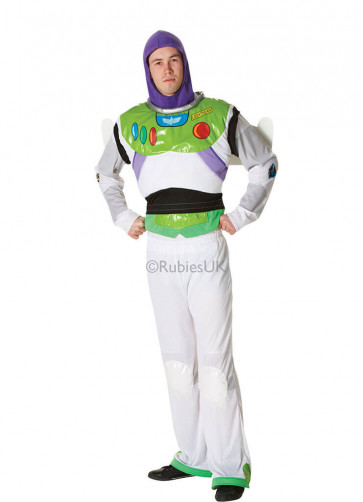 Buzz Lightyear - Toy Story Costume