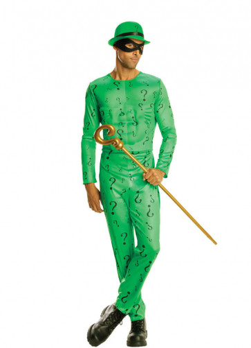 The Riddler (Batman) Costume