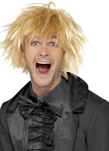 90s Messy Surfer Guy Blonde Wig