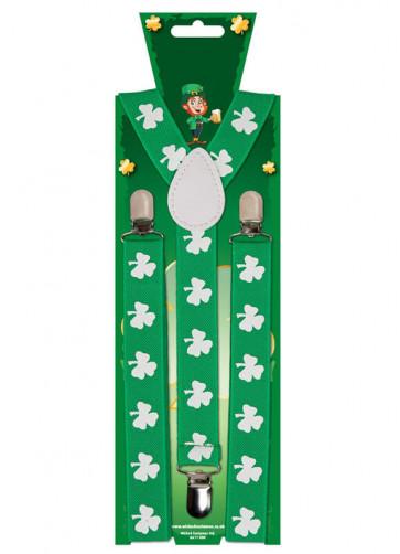 St Paddys Trouser Braces
