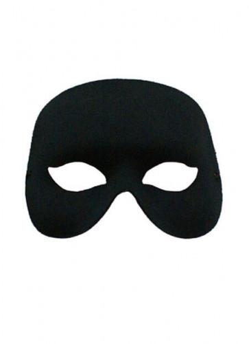 Cocktail Eye Mask Black