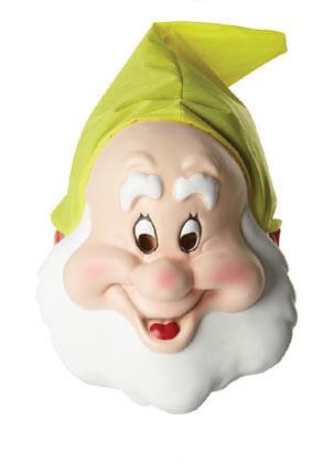 Snow White & Seven Dwarfs (Happy Mask)