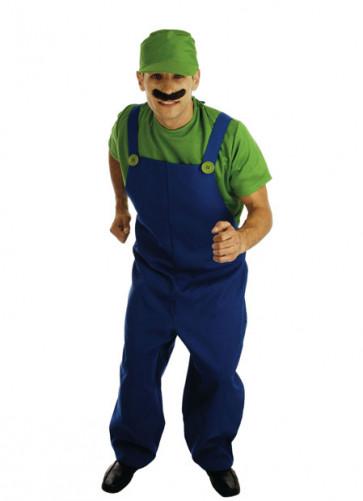 Luigi (Plumber's Mate) Costume