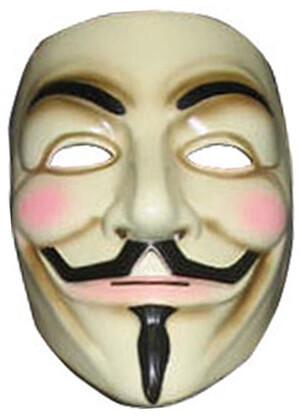 V For Vendetta - Hacker - Mask