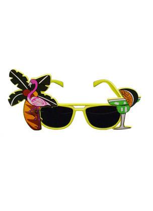 Sunglasses (Cocktail Yellow)