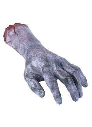 Zombie Cut Off Rubber Hand - 30cm